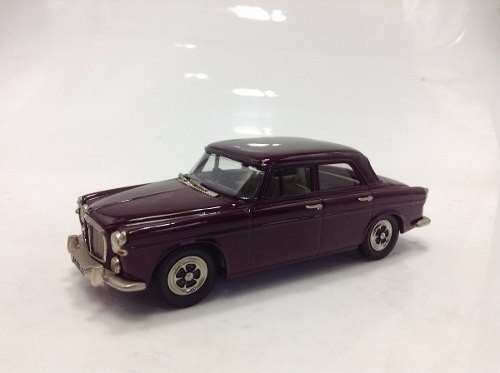 Rover P5b 1967 Brooklin Models 1/43
