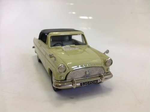 Ford Consul 1962 Brooklin Models 1/43 - B Collection