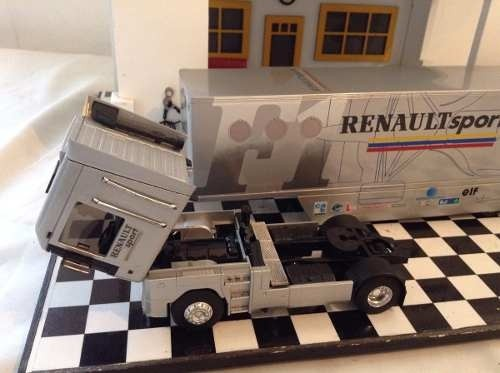 Caminhão Renault Eligor 1/43 - B Collection