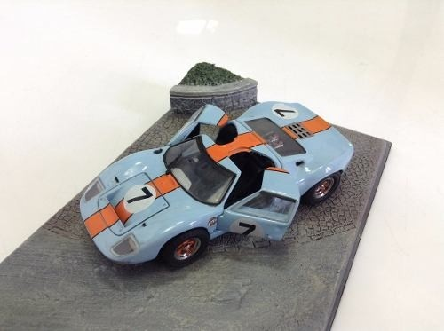Ford Gt40 #7 Jouef Evolution 1/43 - loja online