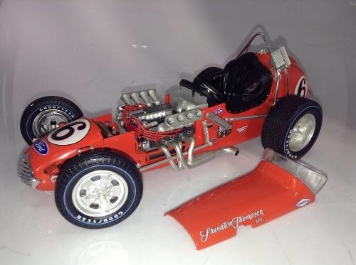 A.j.foyt/sheraton Thompson Special Dirt Champ Gmp 1/18 - B Collection