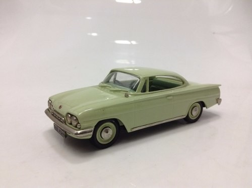 Ford Capri 1961 Brooklin Models 1/43