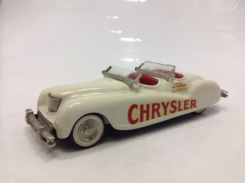 Chrysler Newport Phaenton Show Car Brooklin Models 1/43