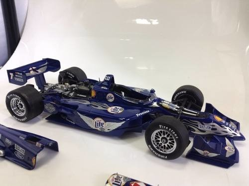 Formula Indy Max Pappis Action Racing 1/18 - loja online