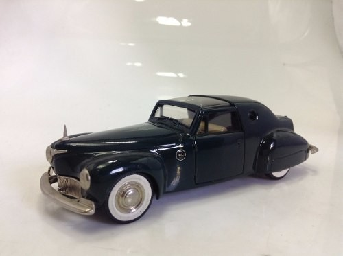 Lincoln Continental By Loewy 1946 Brooklin Models 1/43