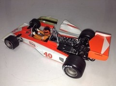F1 Mclaren M23 G. Villeneuve (1977) - Minichamps 1/18 - B Collection