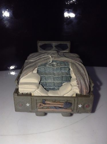 Wc-51 3/4 Ton Weapons Carrier Corgi 1/50 na internet