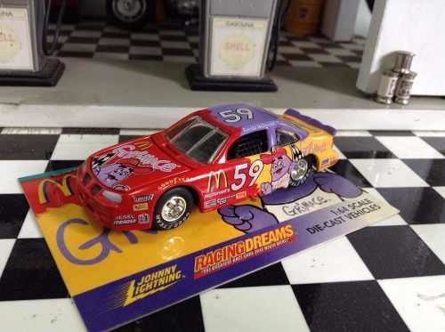 2 Miniaturas Nascar Johnny Lightning 1/64 - B Collection