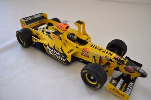 Jordan 198 W Tower Wing D.hill Minichamps 1/18