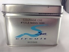 Imagem do Courage C52 - Spark 1/43