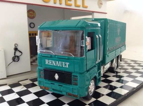 Renault Ae500 Magnum New Ray 1/32 - comprar online