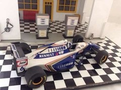 F1 Williams Renault FW16 D. Coulthard - Minichamps 1/18 - B Collection