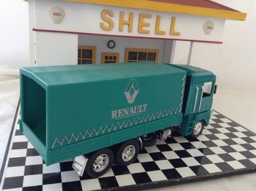 Renault Ae500 Magnum New Ray 1/32 - B Collection