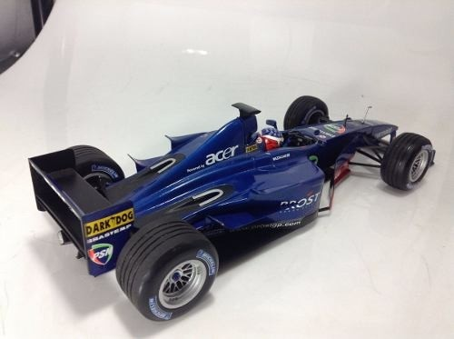 Prost Showcar G.mazzacane Minichamps 1/18 - B Collection