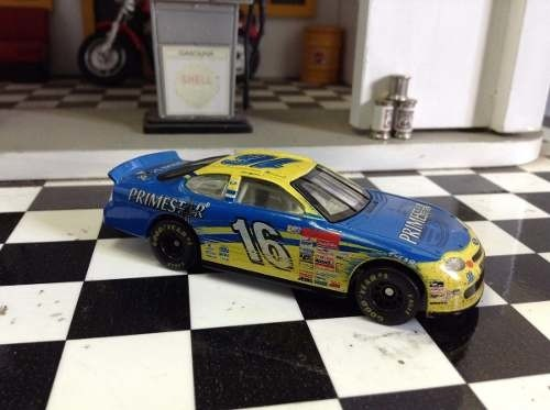 Lote Nascar Primestar Hot Wheels 1/64 - B Collection