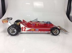 Ferrari 312t4 Gilles Villeneuve Exoto 1/18 - B Collection