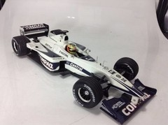 F1 Williams BMW FW22 Ralf Schumacher - Minichamps 1/18 - B Collection