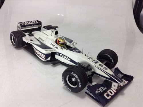 Williams Fw22 Ralf Schumacher Minichamps 1/18 - B Collection