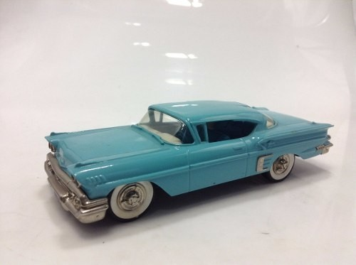 Chevrolet Impala 1958 Brooklin Models 1/43