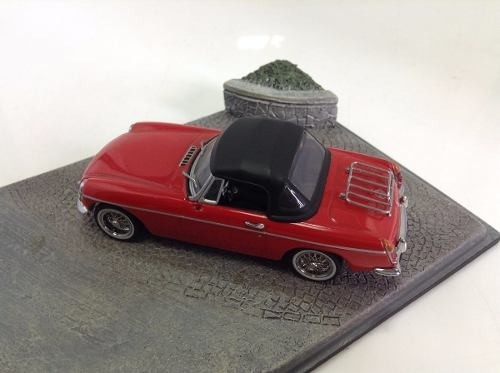 Mgb Minichamps 1/43 - B Collection