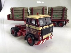 Volvo F88 William Nicol - Corgi 1/50 - B Collection