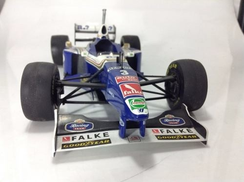 Williams Fw19 J.villeneuve Onyx 1/18 - comprar online