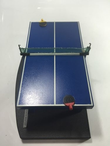 Mesa De Ping Pong Miniatura - B Collection
