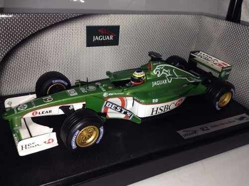 Imagem do Jaguar R2 Pedro De La Rosa Hot Wheels 1/18