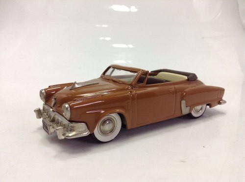 Studebaker Commander 1952 Brooklin Models