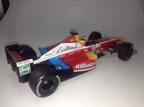 Williams Fw21 Ralf Schumacher Minichamps 1/18 - B Collection