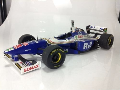Williams Fw19 J.villeneuve Onyx 1/18