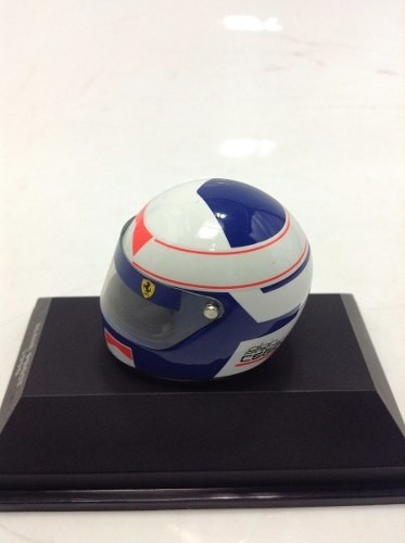 Capacete Alain Prost 1990 Minichamps 1/8 - B Collection