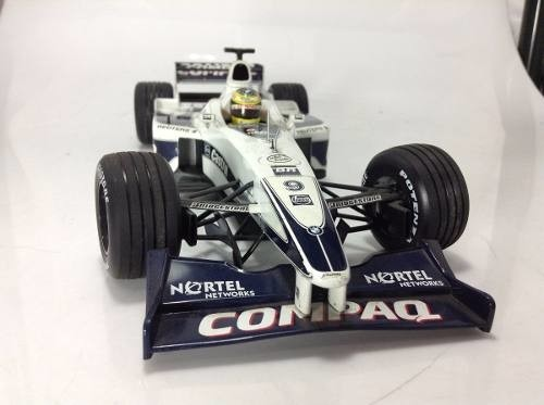 Williams Fw22 Ralf Schumacher Minichamps 1/18 - comprar online