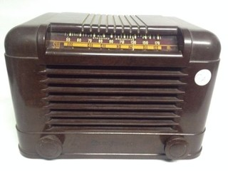 Rádio Antigo Standard Broadcast