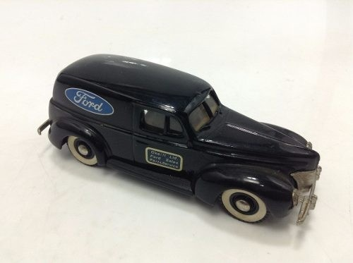 Ford Sedan Delivery 1940 Brooklin Models 1/43 - loja online