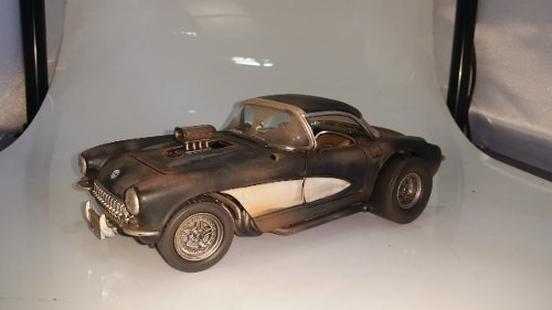 Chevy Corvette Gasser 1957 Custom