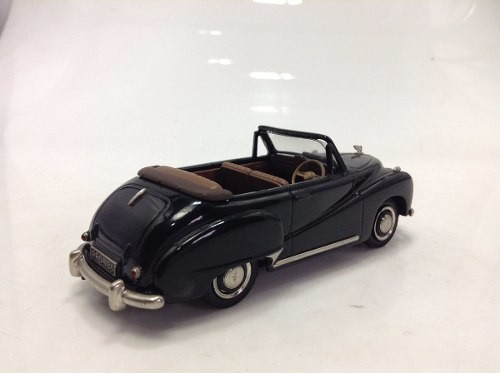 Austin Somerset 1953 Cabriolet Brooklin Models 1/43 - B Collection