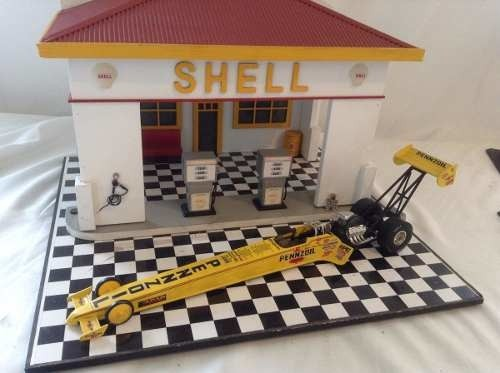 Top Fuel Dragster 1997 Racing Champions 1/24