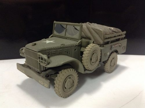 Wc-51 3/4 Ton Weapons Carrier Corgi 1/50