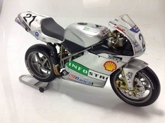 Ducati 996R Troy Baliss (Superbike) - Minichamps 1/12 - B Collection