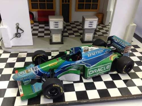 Benetton B194 Schumacher Minichamps 1/18