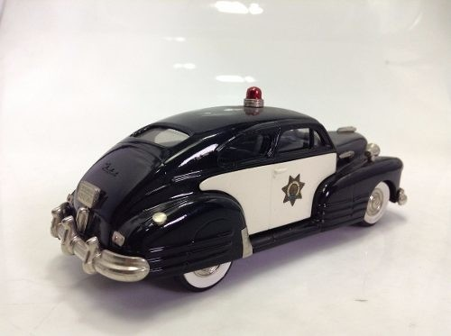 Chevrolet Aero Sedan 1948 Police Brooklin Models 1/43 - B Collection