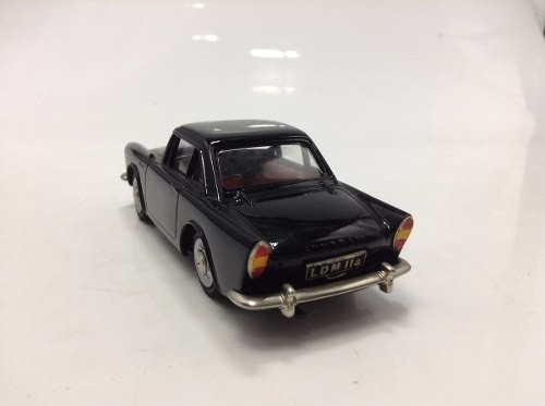 Sunbeam Alpine 1963 Brooklin Models 1/43 na internet