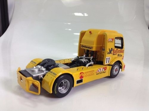 Mercedes Atego Race Truck 1998 Minichamps 1/43 - B Collection