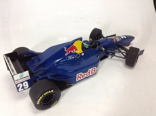Sauber C14 Boullion Minichamps 1/18 - B Collection