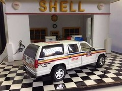 Chevrolet Suburban (1993) PMMG - Vitesse 1/24 - B Collection
