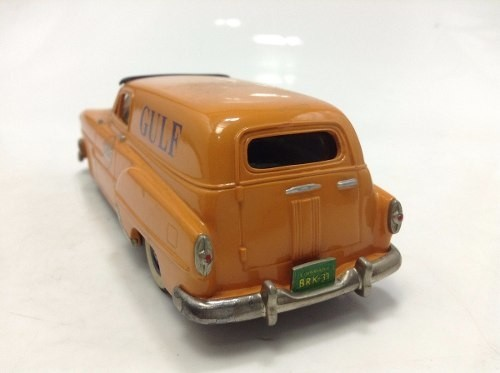 Pontiac Sedan Delivery 1953 Gulf Brooklin Models 1/43 na internet