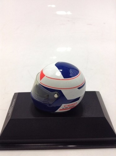 Capacete Alain Prost 1987 Minichamps 1/8 - B Collection