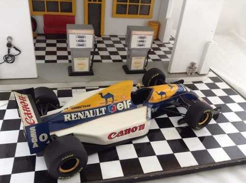 Williams Fw15 Damon Hill Minichamps 1/18 - B Collection