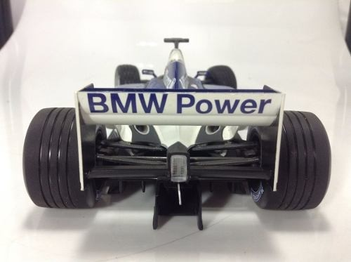 Williams Fw24 Juan Pablo Montoya Minichamps 1/18 na internet
